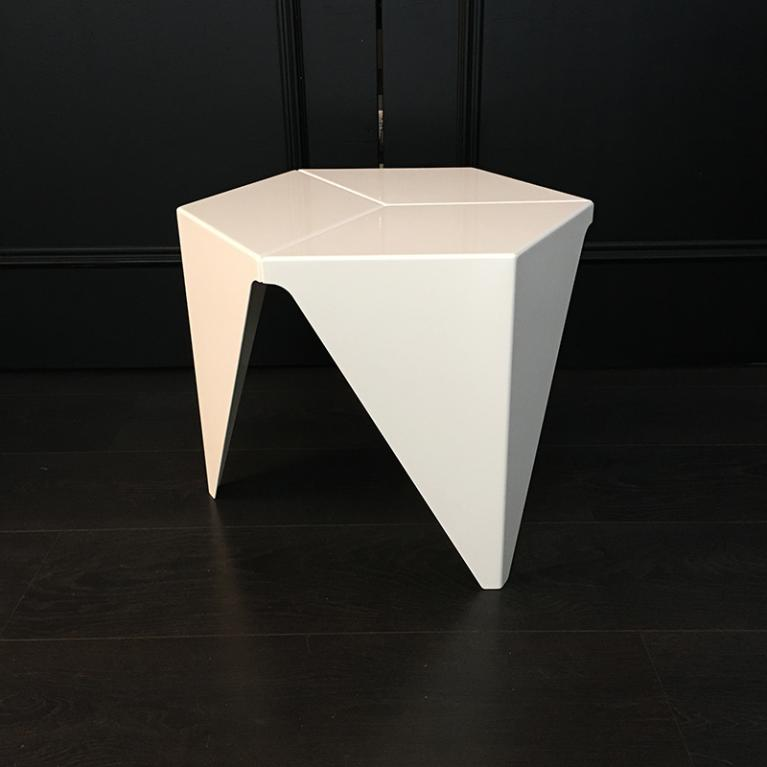 Prismatic Table - weiss